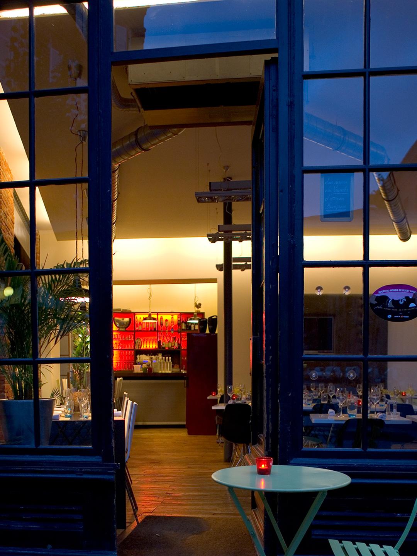 bureau d 39 architecture modeste restaurant la r serve toulouse. Black Bedroom Furniture Sets. Home Design Ideas